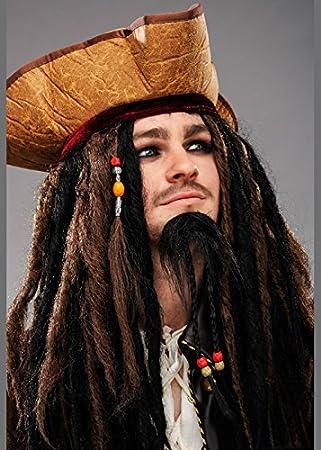Magic Box Gorra y Gorro de Lujo para Hombre Sparrow Jack