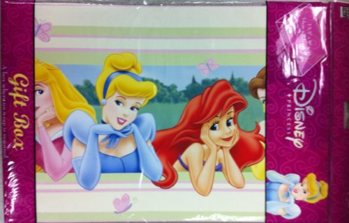 Disney Princess Party Gift Box by American Balloon Company