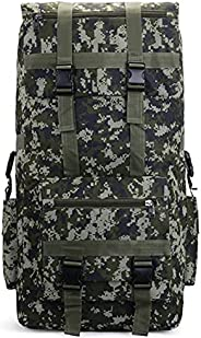 Hiking Backpack 110L Large Out Bag Rucksack 32 * 15 inch for Camping Hiking Trekking and Back-to-School Backpa