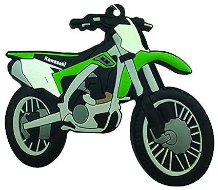 Goma Llavero Kawasaki KX450 F: Amazon.es: Coche y moto