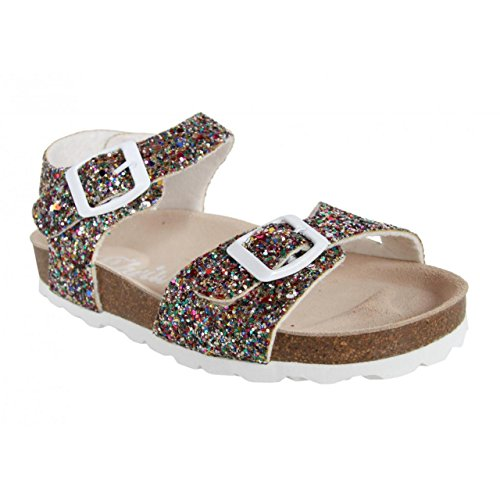 Sandales pour Fille CHEIW 45790 GLITTER MULTICOLOR