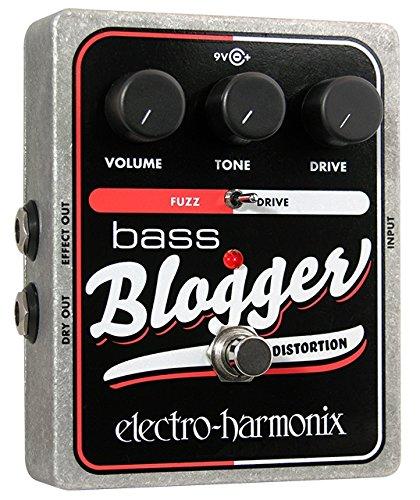 Electro Harmonix 665162 efecto de bajo eléctrico con sintetizador Filtro Bass Blogger: Amazon.es: Instrumentos musicales