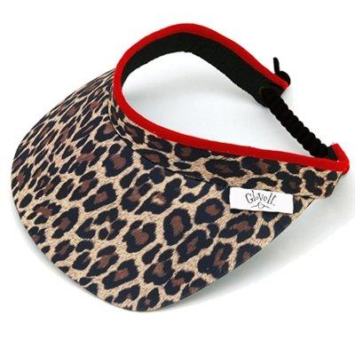 Glove It Women's Visor (Leopard) from GloveIt
