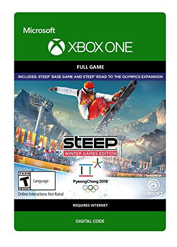 Steep Winter Games Edition - Xbox One [Digital Code] by Ubisoft