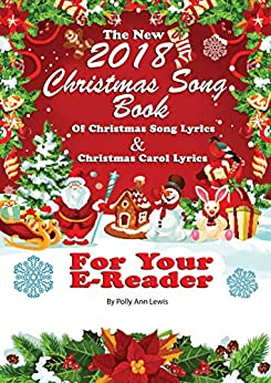 Refreshing image with christmas carol lyrics printable booklet
