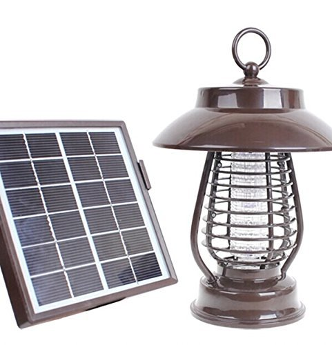 Sunnytech® Solar Powered Mosquito Zapper