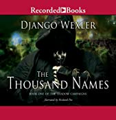The Thousand Names | Django Wexler