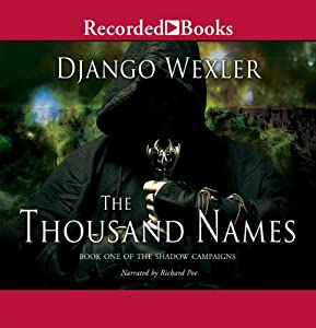 The Thousand Names Audiobook
