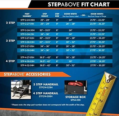 Morryde Step Above 2 Step STP2-27-01H by Moryde Step (Image #2)
