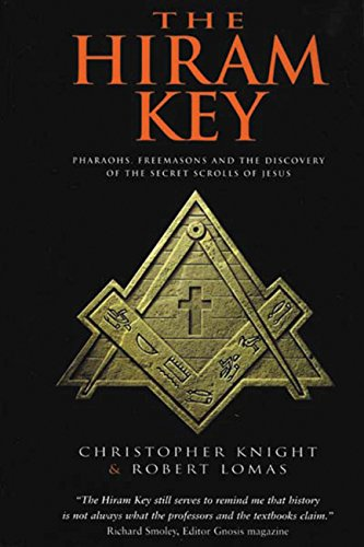 Scroll Key Diamond - The Hiram Key: Pharaohs, Freemasons and the Discovery of the Secret Scrolls of Jesus