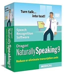 Dragon NaturallySpeaking 9 Medical