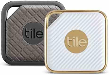 Tile - Key Finder. Phone Finder. Anything Finder - 2-pack, Combo Pack Tile Sport and Tile Style