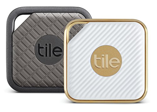 Tile - Key Finder. Phone Finder. Anything Finder - 2-pack, Combo Pack Tile Sport and Tile Style