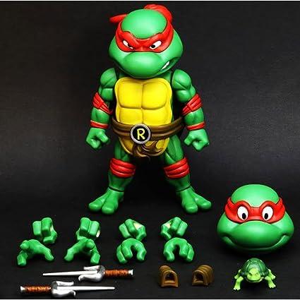Amazon.com: Teenage Mutant Ninja Turtles Raphael Hybrid ...