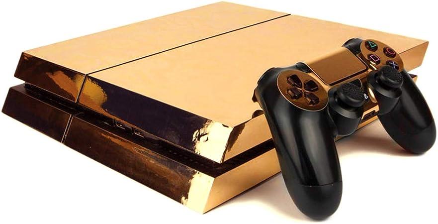GEMSeven Protector De Caja De Pegatinas para El Controlador De Ps4 Fundas para Playstation 4 Skins De Consola Pegatinas Calcomanía: Amazon.es: Hogar