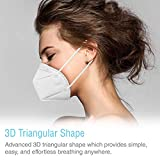 SUNCOO Protective KN95 Mask - 20 Pack
