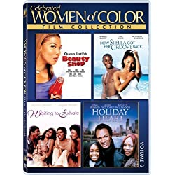 Celebrated Women of Color Film: Volume Two (Beauty Shop/How Stella Got Her Groove Back/Waiting to Exhale/Holiday Heart)
