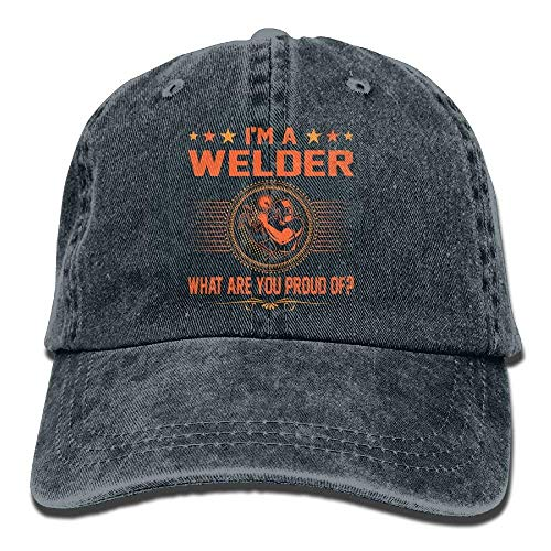 Denim Proud Baseball Snapback Gorras Adjustable Hat of What Are Welder Hat hanbaozhou béisbol You 7Fw8Y7qx