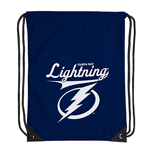 NHL Tampa Bay Lightning Team Spirit Backsack