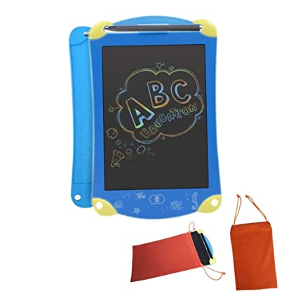 Amazon Com Lcd Writing Tablet For Kids Toddlers Lieko 8 5 Inch