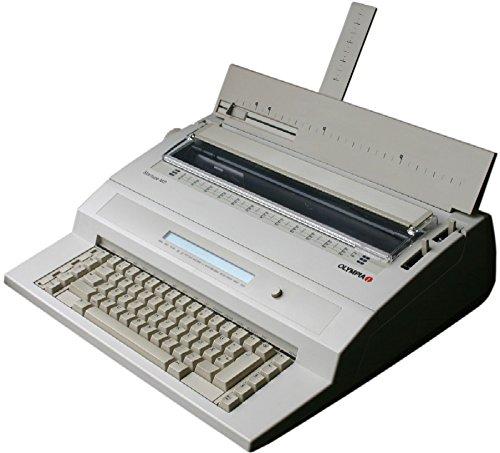 Olympia 7691 Schreibmaschine, Startype MD, Schreibleistung 20 Zeichen / Sekunde