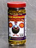That Pickle Guy Muffalata Olive Spicy 8 oz (Pack Of 12)