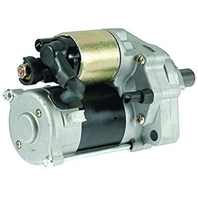 Premier Gear PG-17587 Professional Grade New Starter: Automotive