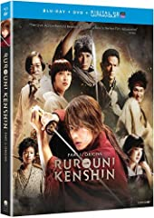 Fans of the samurai genre will be awestruck by this riveting film adaption of the classic franchise! In the wake of a brutal civil war, the legendary and feared killer Kenshin Himura throws down his sword and vows to turn his back on bloodshe...
