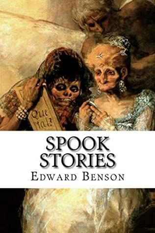 book cover of Spook Stories