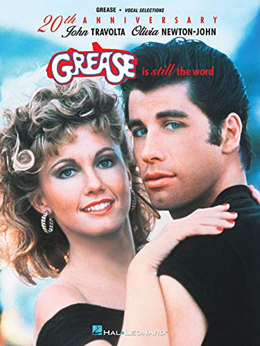 Grease Is Still the Word (Sheet Music Piano Grease)