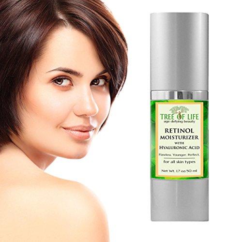 51IpnUlaY L - Retinol Moisturizer Face Cream - Clinical Strength