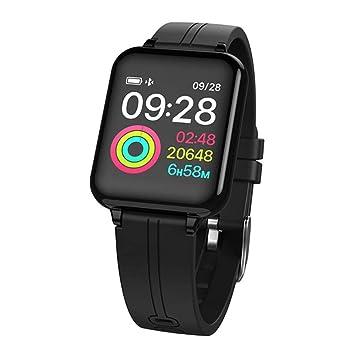 WTYCHS Monitores de Actividad Reloj Inteligente Hombres ...