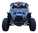 MudBusters fender flares mud flaps for the Can-Am Maverick X3 & X3 Max (X3 DS & Base)