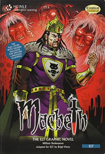 Macbeth (British English): Classic Graphic Novel Collection by imusti