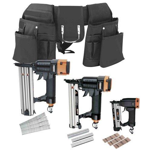 Freeman P7TRKT 3-Piece Professional Trim Kit with Tool Belt