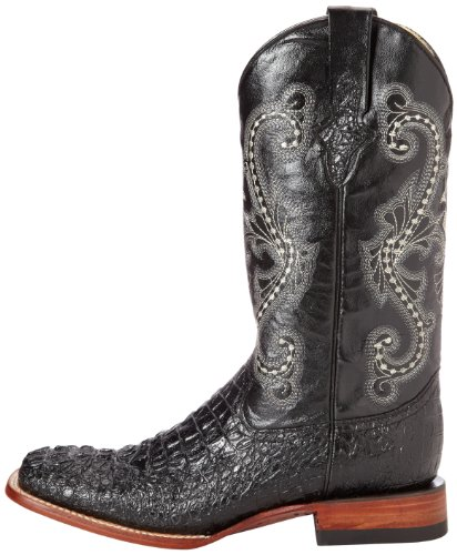 Ferrini Men's Print Crocodile S-Toe Western Boot