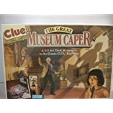 Clue - The Great Museum Caper