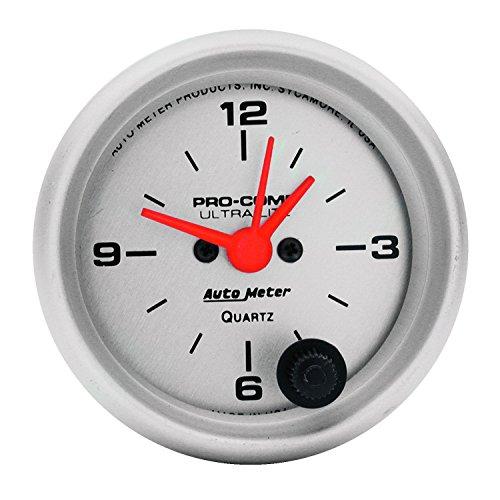 Auto Meter 4385 Ultra-Lite Clock