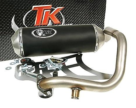 Turbo de escape Kit Gmax 4T para Kymco Grand Dink 250: Amazon.es: Coche y moto