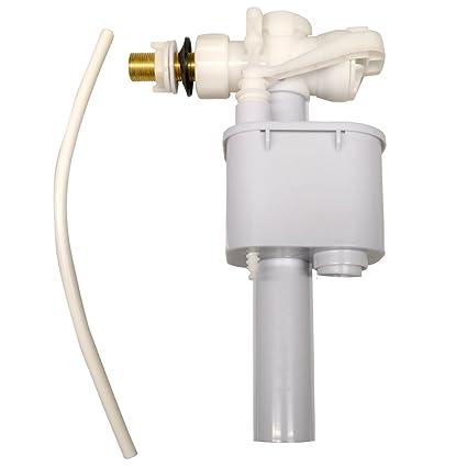 Universal – Válvula de llenado de cisterna plástico Válvula de flotador