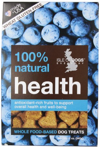 Isle of Dogs 100% Natural Health Dog Treats