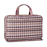 Sonia Kashuk153; Cosmetic Bag Weekender Broken Houndstooth MULTI-COLORED