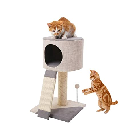 Dyl Cat Tree Tower Condo Furniture Scratch Cat Jumping Toy con ...