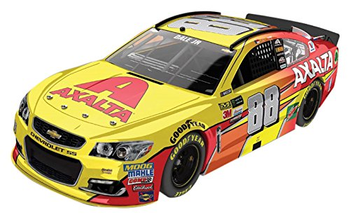 Lionel Racing Dale Earnhardt Jr. 88 Axalta 2017 Chevrolet SS 1:64th Scale ARC HT Official Diecast of the NASCAR Cup Series (64th Red Scale)