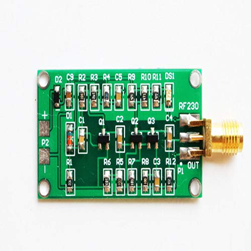 Taidacent 1pcs Frequency Noise Maker rf Low Noise Generator 1~500MHz Frequency Player Sweep
