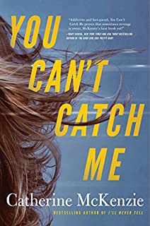 Book Cover: You Can't Catch Me