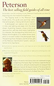 Peterson Field Guide to Birds of Eastern and Central North America, 6th Edition (Peterson Field Guides) from Houghton Mifflin Harcourt