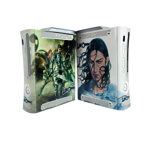 Lost Odyssey Xbox 360 Protector Skin Decal Sticker, Item No.BOX0832-18