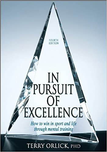 amazon in pursuit of excellence terry orlick sports