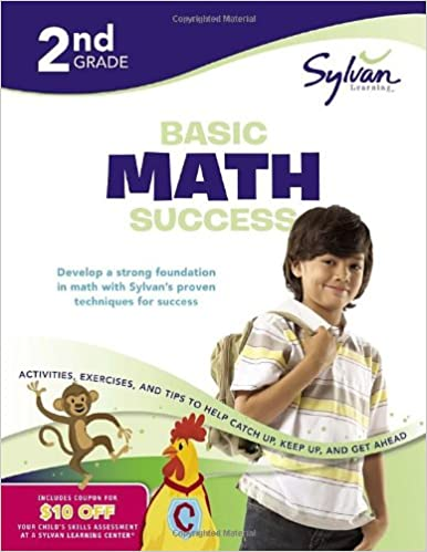 Workbook elementary art worksheets : Second Grade Basic Math Success (Sylvan Workbooks) (Sylvan Math ...
